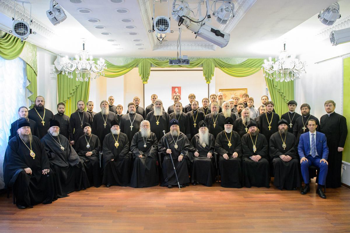 Правящий архиерей принял участие в конференции «Светильник Церкви Русской» в Астане