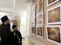Выставка фотографий «Светильник Церкви Русской», рассказывающая о праведном Иоанне Кронштадтском, открылась в Астане