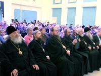 Праздничный концерт в Духовно-Просветительском центре при кафедральном соборе  Успения Богородицы в Астане