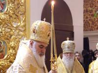 В столице Казахстана прошли духовные торжества, посвященные апостолу Андрею Первозванному и 25-летию канонизации праведного Иоанна Кронштадтского