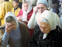 В праздник святителя и чудотворца Николая правящий архиерей епископ Владимир возглавил богослужения в храме Всех Святых города Петропавловска