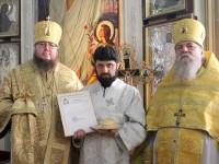 Божественная Литургия в Петро-Павловском соборе в неделю 29-ю по Пятидесятнице