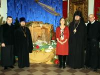 Правящий архиерей поздравил католиков с праздником Рождества