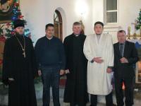 Католики встретили Рождество Христово