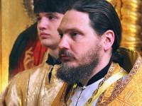 Правящий архиерей совершил Божественную Литургию в Новогоднюю ночь