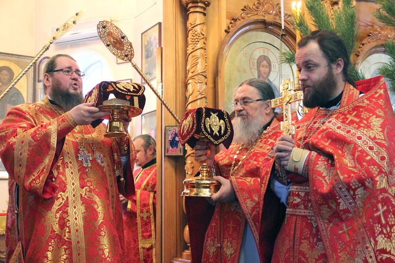 Неделя 31-ю по Пятидесятнице, пред Рождеством Христовым, Святых Отец