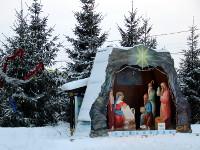 Аким Северо-Казахстанской области Султанов Е.Х. поздравил православных христиан с праздником Рождества Христова