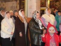Рождество Христово в г. Тайынша