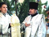 «Христос рождается — славите!» Рождество Христово в Вознесенском соборе г. Петропавловска
