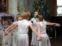 Детская деревня в гостях у Храма Вознесения