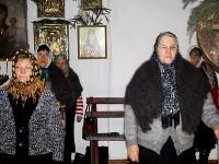 Божественная литургия в день празднования Обрезания Господня в храме преподобного Сергия Радонежского г. Сергеевка