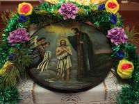Престольный праздник в селе Явленка