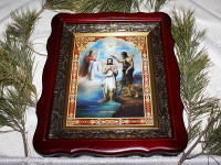 В день Светлого праздника Крещения Господня