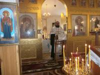Праздник Крещения Господня в селе Повозочное