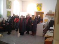 Праздник Крещения Господня в селе Тимирязево