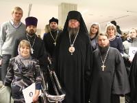Делегация Петропавловской и Булаевской епархии приняла участие в 24-х Международных Рождественских образовательных чтениях