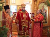 7 февраля 2016 года Неделя 36-я по Пятидесятнице, празднование Собора Новомучеников и Исповедников Церкви Русския