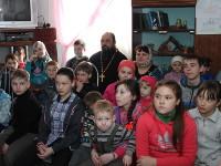 В храме преп. Сергия Радонежского г. Сергеевки состоялось праздничное богослужение