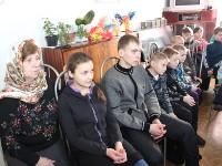 Праздник Сретения Господня в храме преп. Сергия Радонежского г. Сергеевки