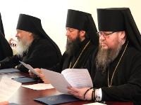 В Алма-Ате состоялось первое в 2016 году заседание Синода Казахстанского Митрополичьего округа