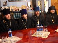 Собрание духовенства пригородных благочиний