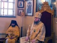 Архиерейская служба в День памяти священномученика Ермогена, патриарха Московского и Всея Руси