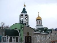 Правящий архиерей возглавил Божественную Литургию  в храме Священномученика Мефодия епископа Петропавловского