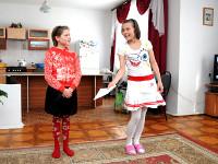Весенние праздники в Детской деревне