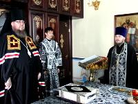 Епископ Петропавловский и Булаевский Владимир возглавил чтение Великого покаянного канона Андрея Критского