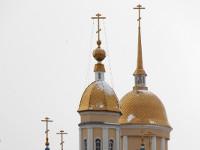 Правящий архиерей продолжил чтение четвертой части Великого покаянного канона Андрея Критского в Петропавловском соборе