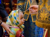Правящий архиерей принял участие в торжествах посвященных празднованию иконы Божией Матери Феодоровская в Алма-Ате