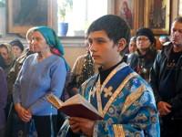 «Радуйся БлагодатнаяГосподь с Тобою» — Вознесенский Кафедральный собор отметил праздник Благовещения