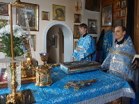 «Радуйся Благодатная, Господь с Тобою» — Вознесенский Кафедральный собор отметил праздник Благовещения