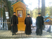 Паломническая поездка в Свято-Успенский Далматовский мужской монастырь