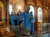 Суббота акафиста — в Кафедральном соборе