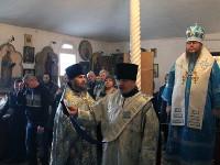 Суббота Похвалы Пресвятой Богородицы в Сергеевке