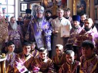 Неделя 5 Великого поста. Прп. Марии Египетской