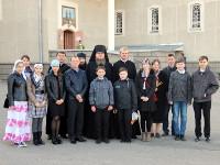 Торжества в честь прп. Севастиана в Караганде