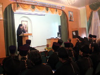 21-22 апреля состоялось собрание духовенства епархии