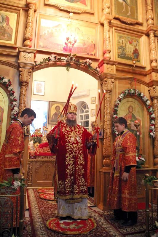 Пасха в кафедральном соборе
