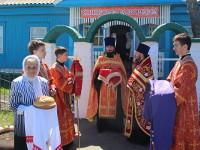 Пасхальные службы в Жамбылском районе