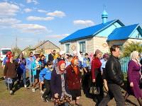 Пасхальные Службы в Кызылжарском районе