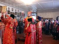 Пасхальные Службы в Мамлютском районе
