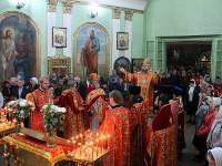 Пасхальная Служба в соборе свв. апп. Петра и Павла