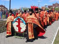 Правящий архиерей совершил поминовение погибших воинов