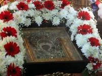 Правящий архиерей совершил всенощное бдение в Вознесенском Кафедральном соборе