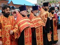 Северный Казахстан встречает великую святыню — Казанскую Икону Богородицы