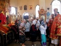 Отдание праздника Пасхи
