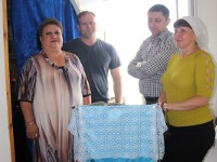 Престольный праздник в селе Боголюбово