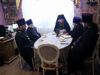 Состоялось заседание Дисциплинарной Комиссии Петропавловской и Булаевской епархии